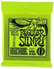 Ernie Ball 2221 10/46 Electric Guitar Strings