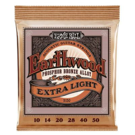 Ernie Ball Earthwood snarenset akoestisch 010