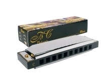 HRM-20-C  |  Belcanto blues harp