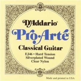 D`addario EJ 46 Nylon Guitar Strings