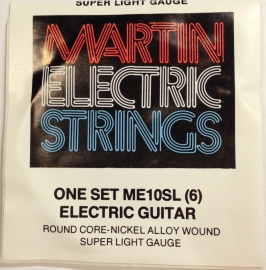 Martin Electric Strings 008-038