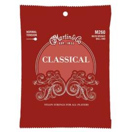 Martin Classical snarenset klassiek bronze