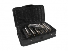 HRM-20-7  |  Belcanto blues harp set met koffer