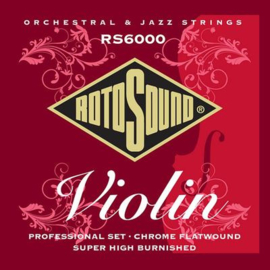 Rotosound Orchestral & Jazz snarenset viool 4/4 RS6000