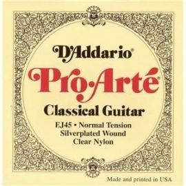 D`addario EJ 45 Nylon Guitar Strings