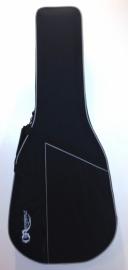 Softcase voor klassieke gitaar.