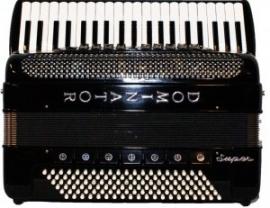 Dominator 11+7 registers / 4 korig /3 korig musette 120 bas