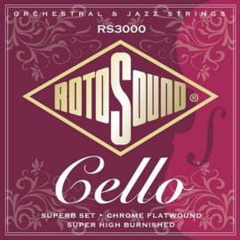 Rotosound Orchestral & Jazz snarenset cello 4/4