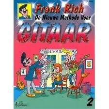 De Nieuwe Methode Voor Gitaar deel 2 Frank Rich