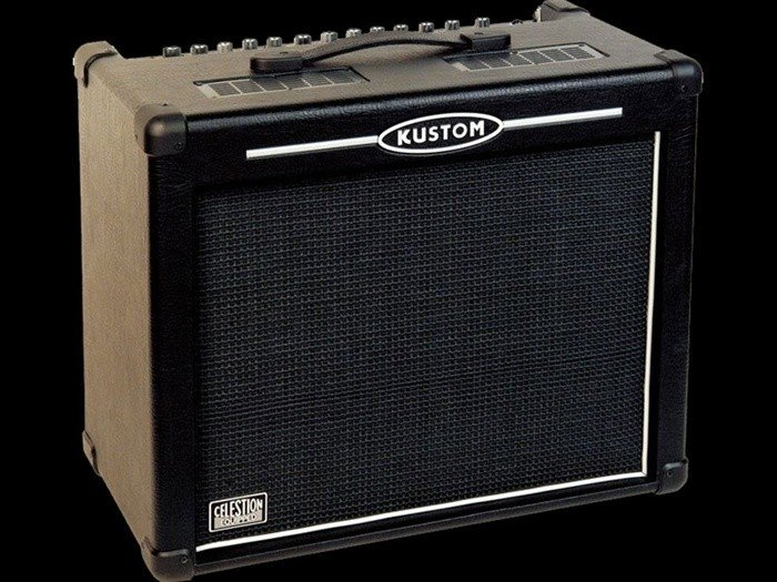 Kustom HV65 Tube Guitar Combo Amp + DFX