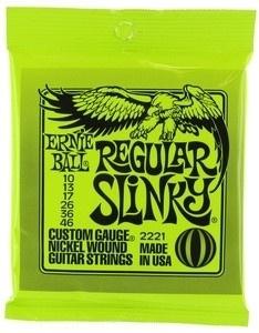 Ernie Ball 2221 10/46 Electric Guitar Strings
