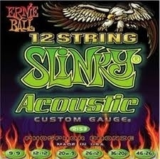 Ernie Ball 2153 12-String Slinky Acoustic Phosphor Bronze
