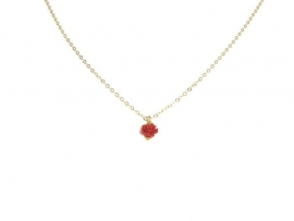 Necklace 'little rose'