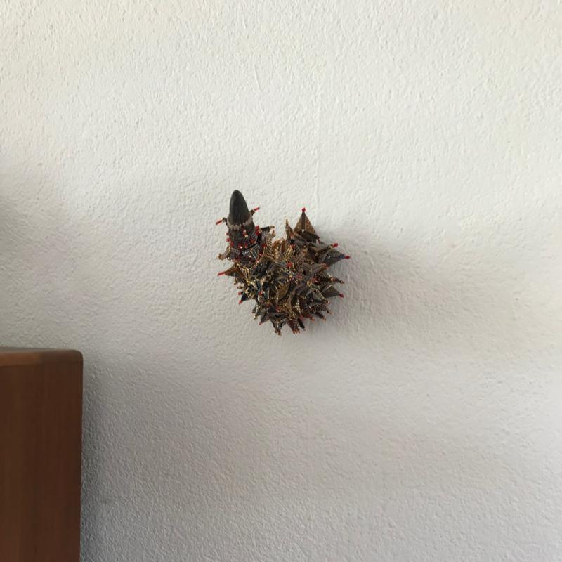 Bead art object