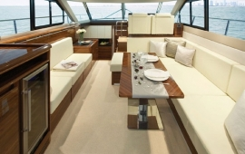 Boot Interieur Stoffering
