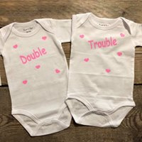 double & trouble romper