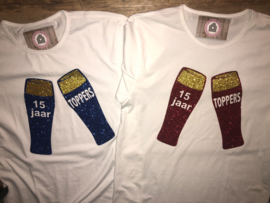 Toppers 2019 t-shirts