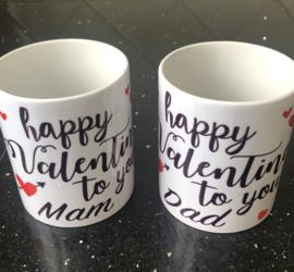 Valentijns mok