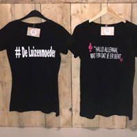 Luizenmoedershirts / shirts met eigen tekst of ideeen