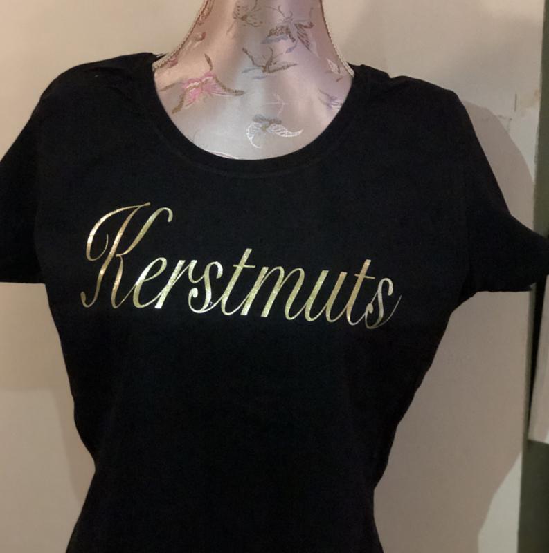 T-shirt Kerstmuts