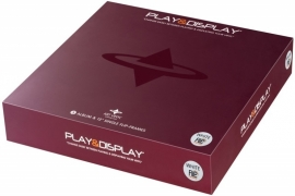 3 x Play&Display - Wit