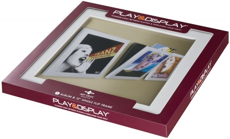 1 x Play&Display - Wit