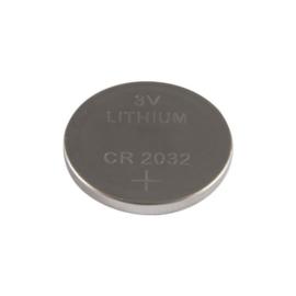 CR-2032 3V Lithium knoopcel batterij
