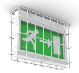 FAMO GO! BESCHERMKORF tbv plafondarmatuur.