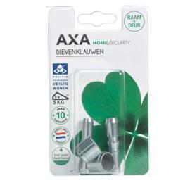 Axa dievenklauw Set van 2 stuks