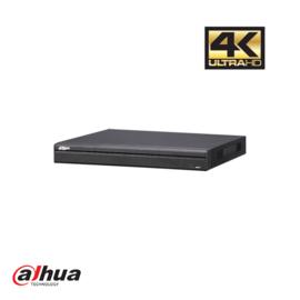 Dahua 8 kanaals 4K PoE H.265 NVR incl. 2 TB HDD