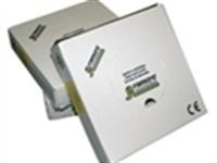 Kabel 4 x 0,22mm2 afgeschermd 200m wit SOEPEL.