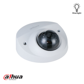 Dahua 2MP Lite AI IR Fixed focal Dome Network Camera 2.8mm