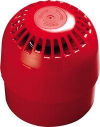 XP95 Adresseerbare wandsirene rood
