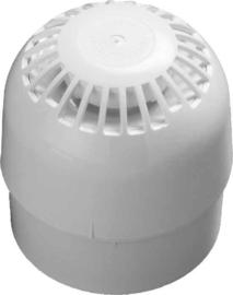 XP95 Adresseerbare wandsirene wit