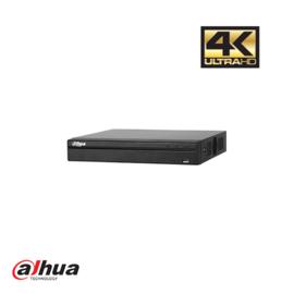 Dahua 4 kanaals 4K PoE H.265 NVR incl. 1 TB HDD
