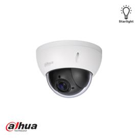 Dahua 2 Mp Full HD Starlight Network Mini PTZ Dome Camera SD22204UE-GN
