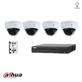 Dahua IP Starlight Full HD kit