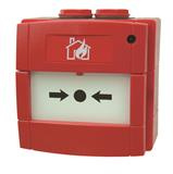 Adresseerbare handbrandmelder Notifier IP67