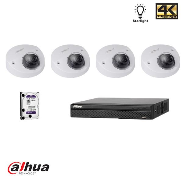 Dahua Full HD Starlight kit