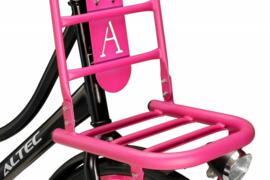 Altec Classic Transportfiets Zwart - Roze