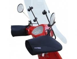 Handmoffen scooter DS zwart
