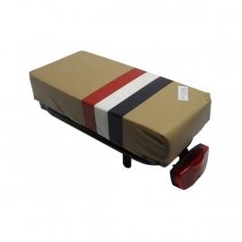 Fietskussen PTT Hoodie BIG Cushie