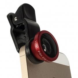 4 in 1 lens set voor de Smartphone