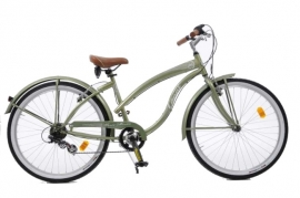Coppi Beach Cruiser S Monica 26 inch Dames