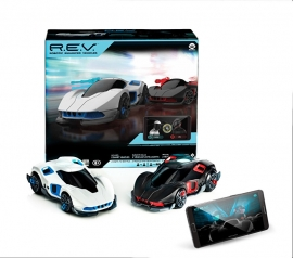 REV WoWee Robot auto's