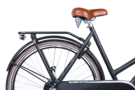 Retro Transportfiets  Altec Copper Zwart