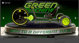 Green Machine driewieler