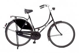 Avalon Basic Omafiets Zwart 28 inch