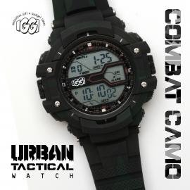IGGI Urban Tactical Horloge - Combat Green