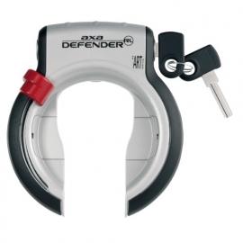 Axa Defender Zilver/Zwart